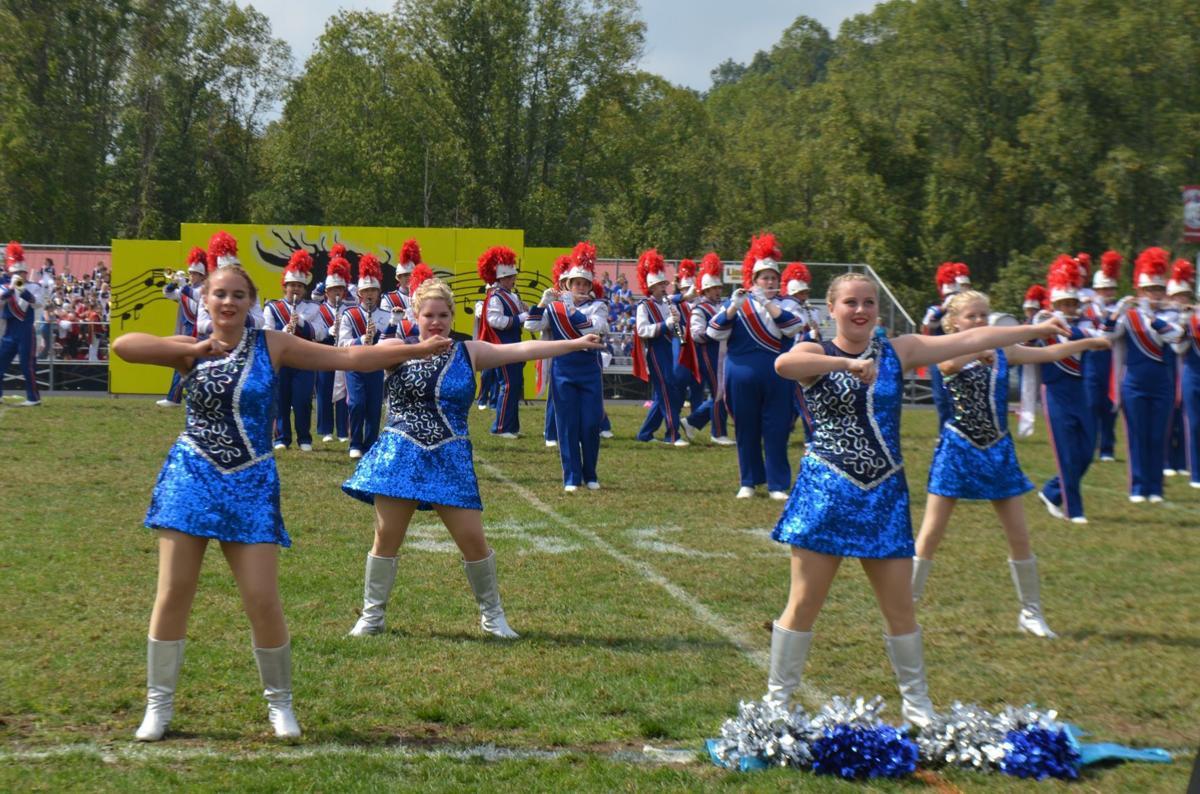 Liberty High School band