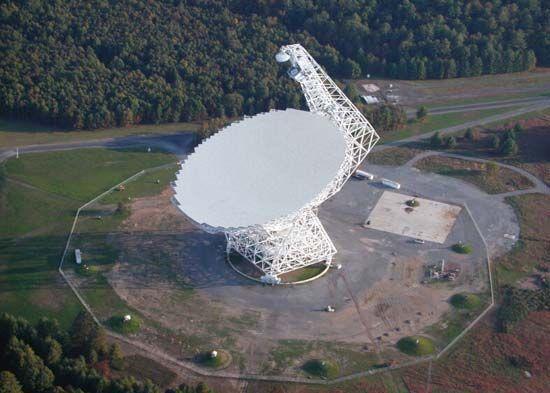Robert C. Byrd Telescope funding