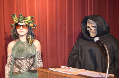 Horror High' production begins Friday at South Harrison High School