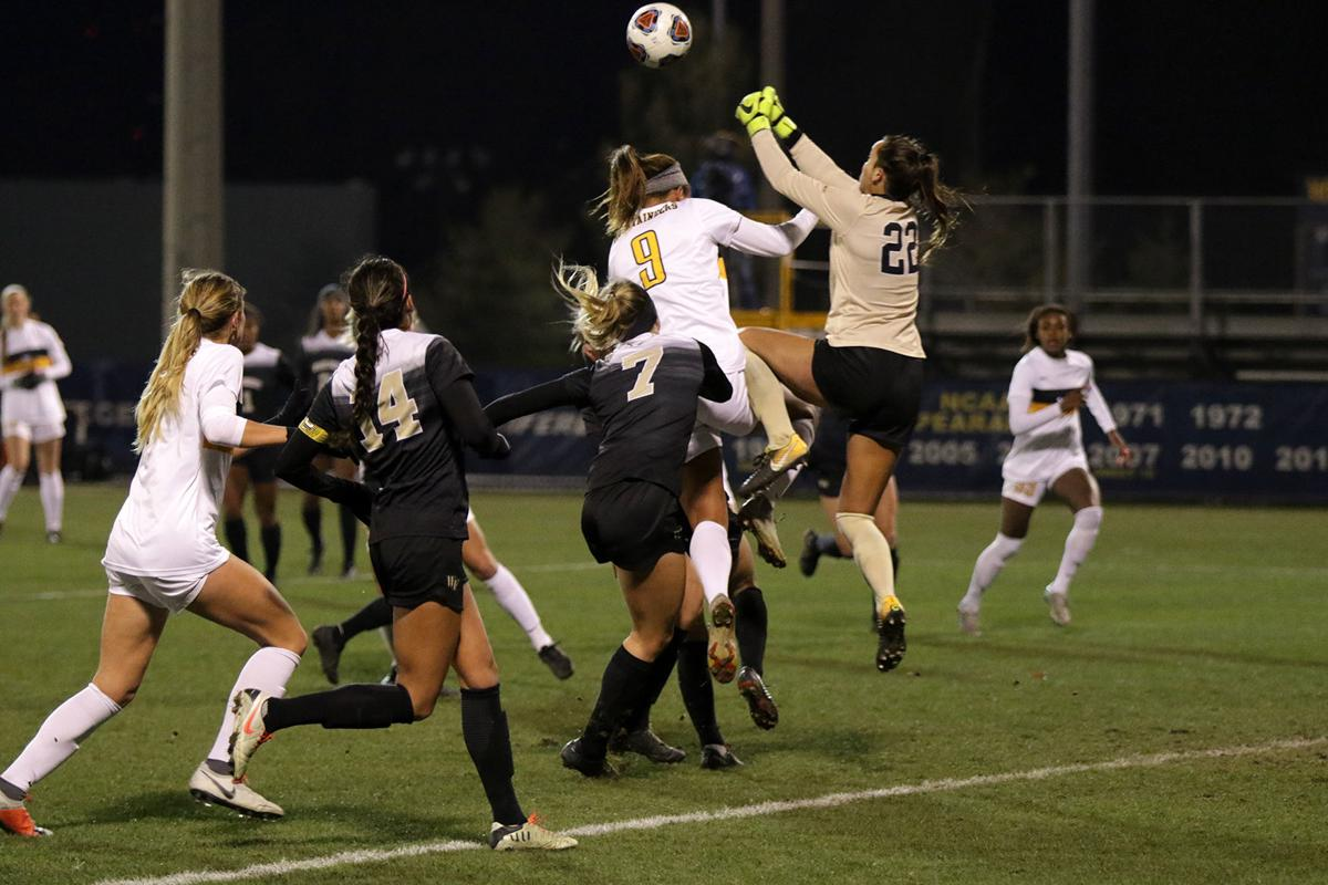 Women's soccer beats Wake Forest to advance to Sweet 16 ... |Wake Forest Womens Soccer Camp