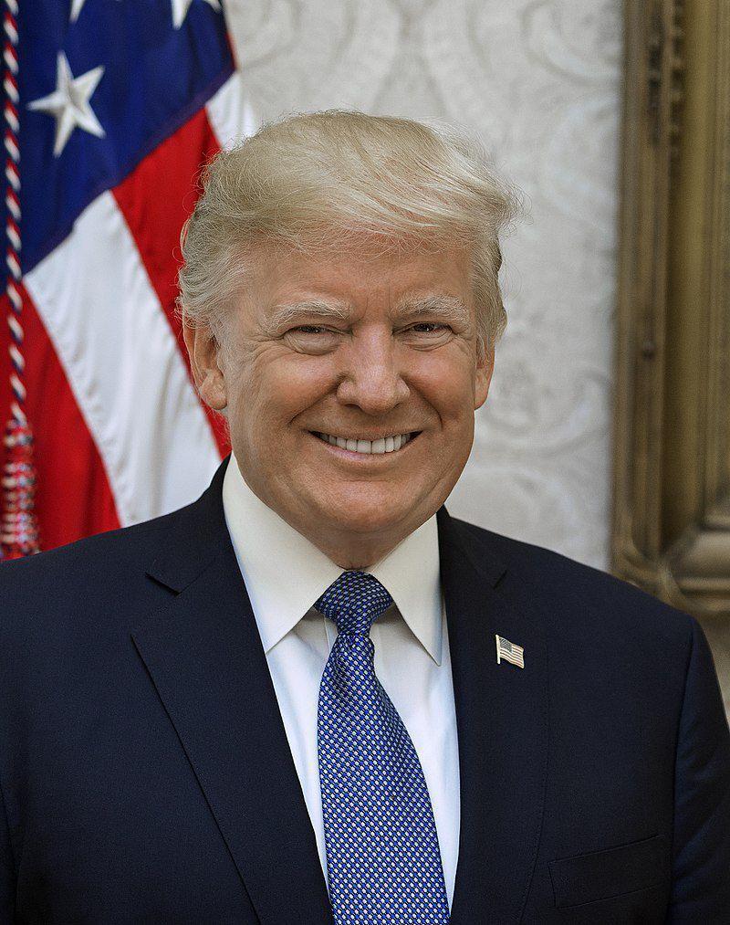 Trump Headshot
