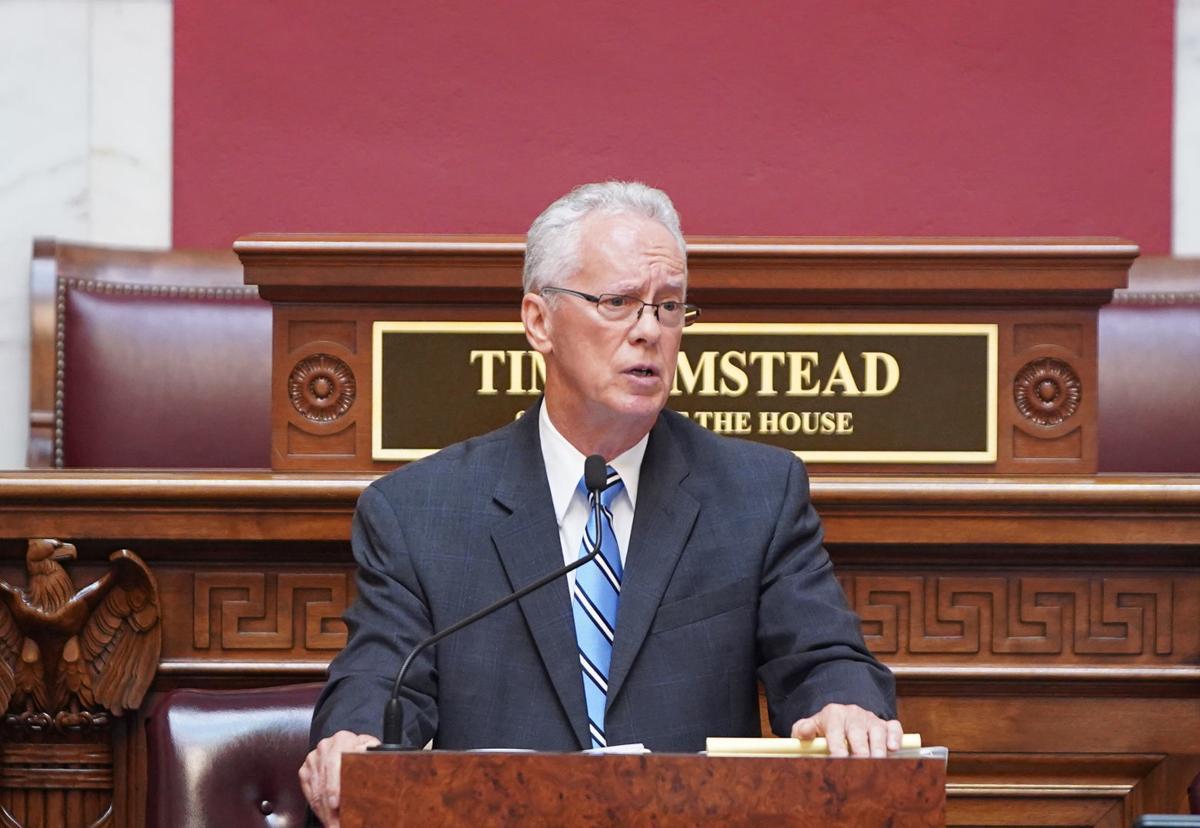 House Judiciary Chairman John Shott