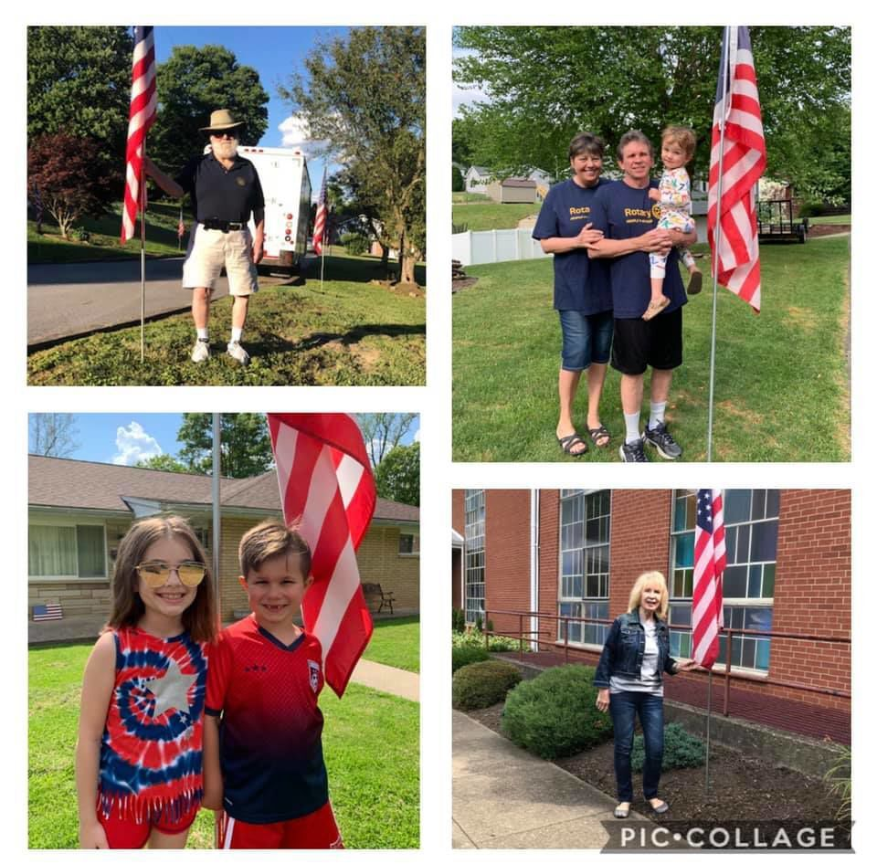 Fly the Flag recipients