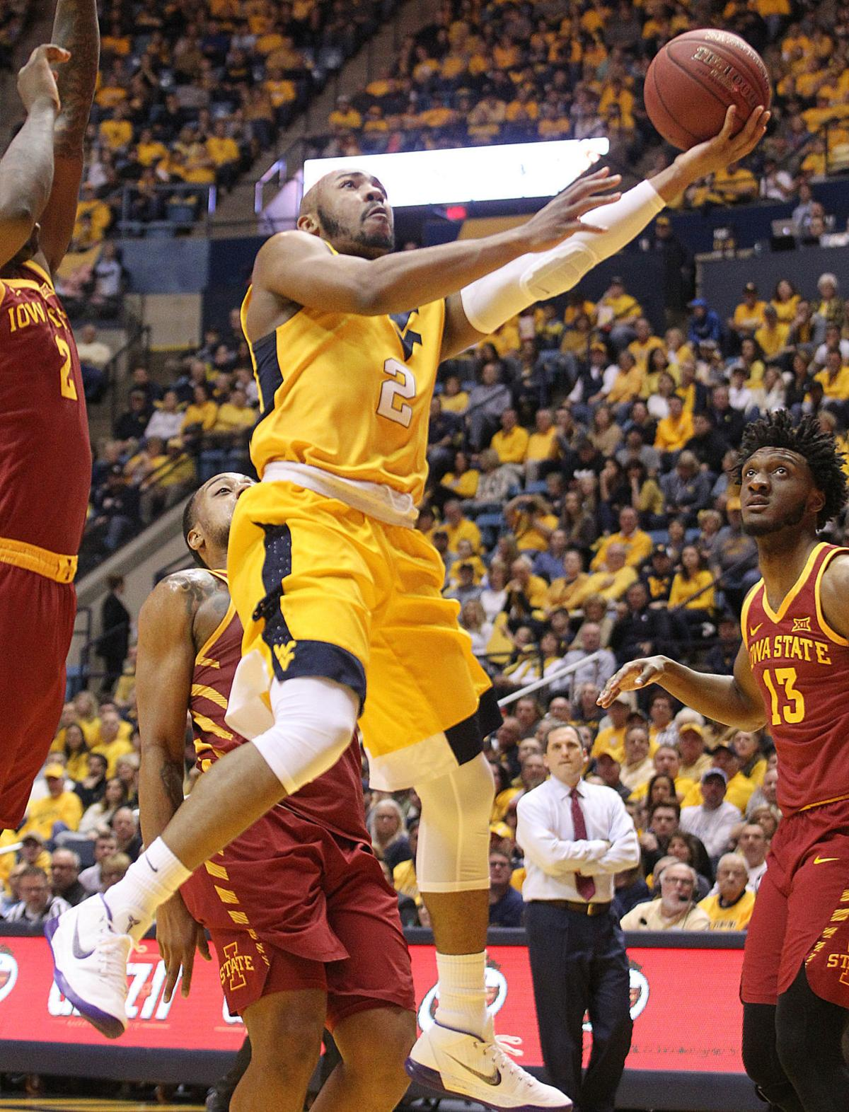 WVU Basketball Jevon Carter 2.JPG