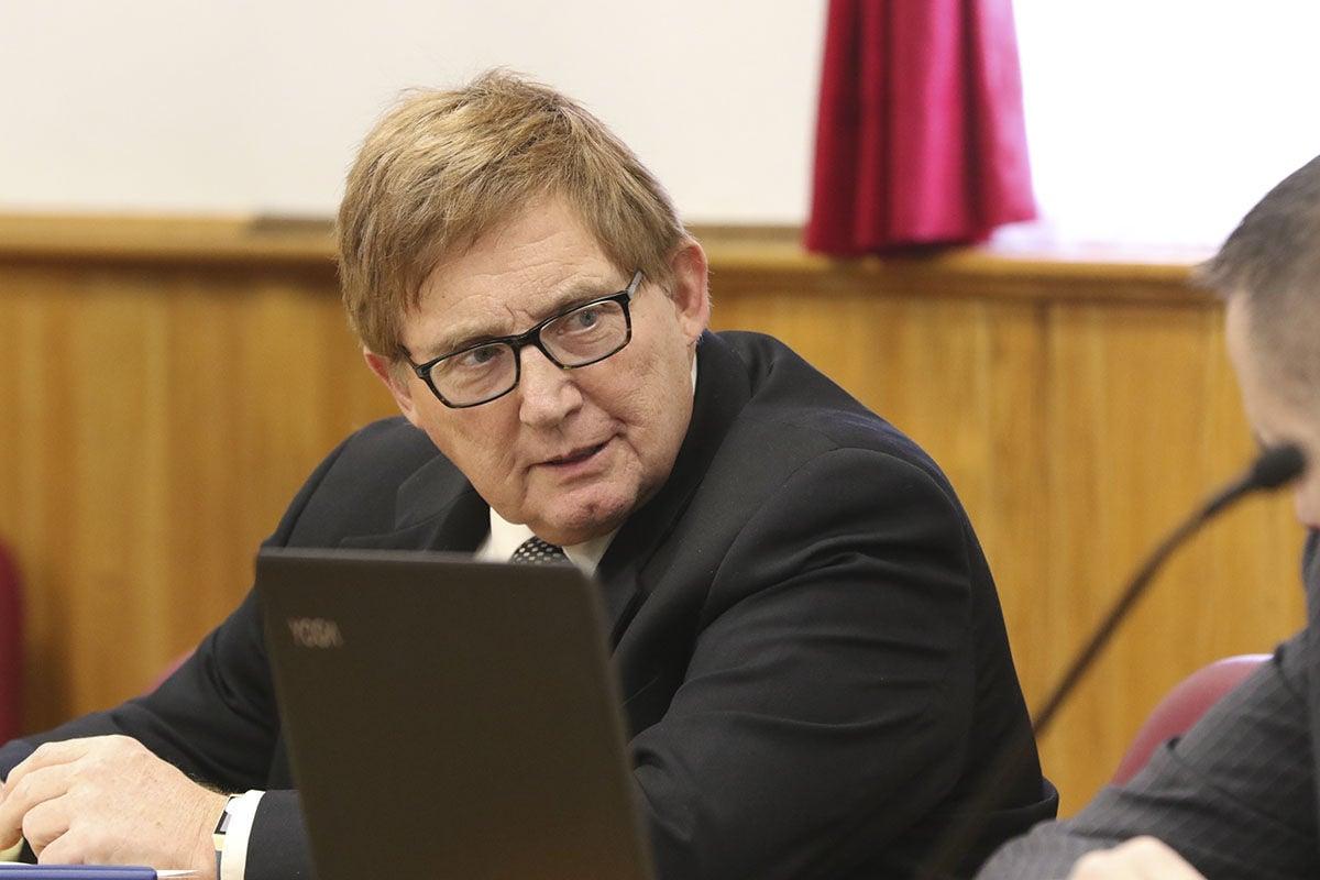 Prosecutor John Bord