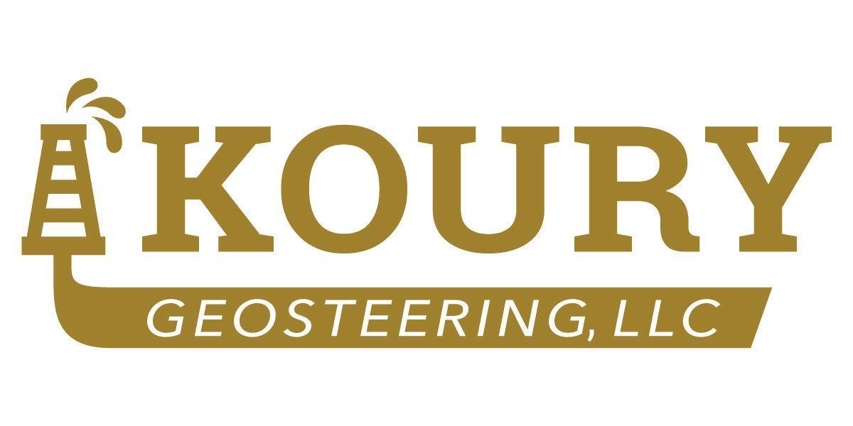 Koury logo dark gold