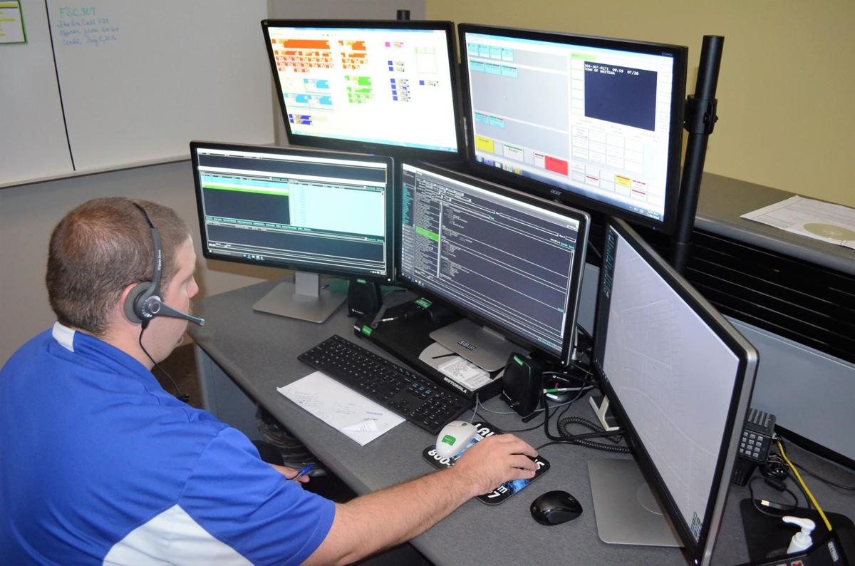 Marion County 911 Center installs state's first, game