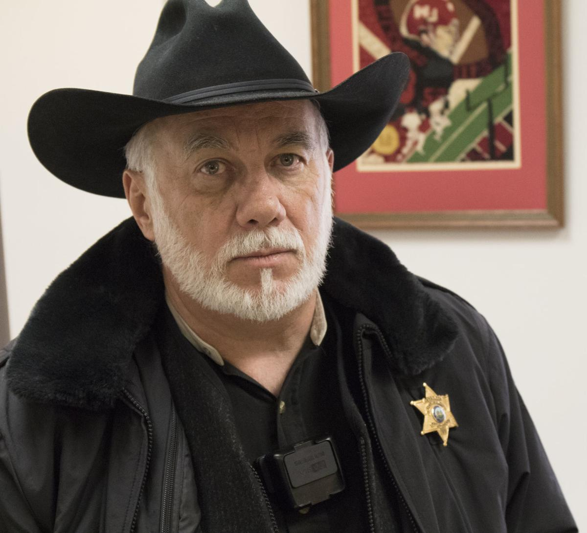 Sheriff Terry Austin