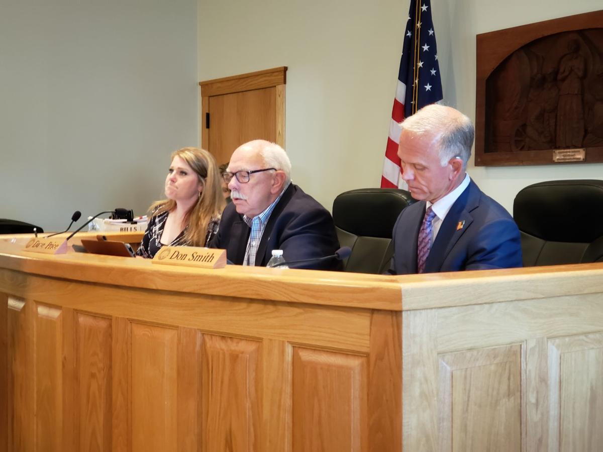 Preston County Commission July 15