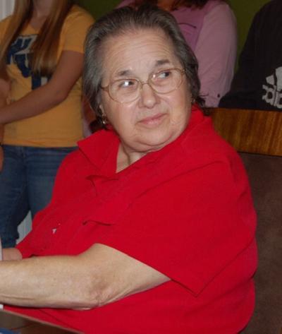 """Victoria R. """"Vicki"""" Cianfarani"""