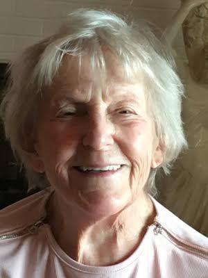 Shirley Ann Harris Martin