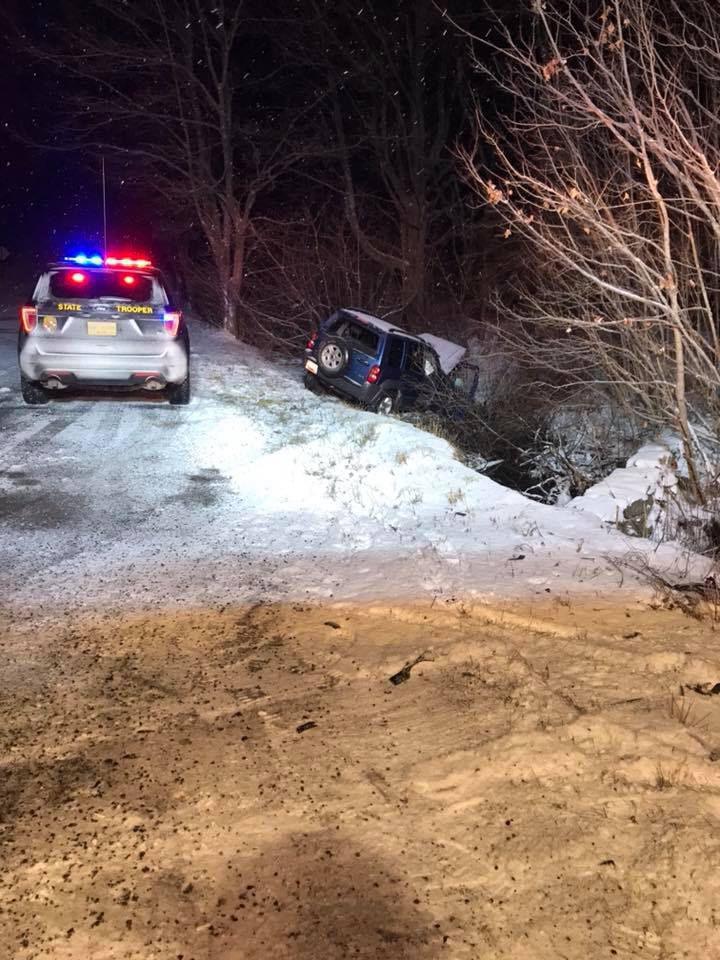 Two-vehicle Bittinger crash results in injuries
