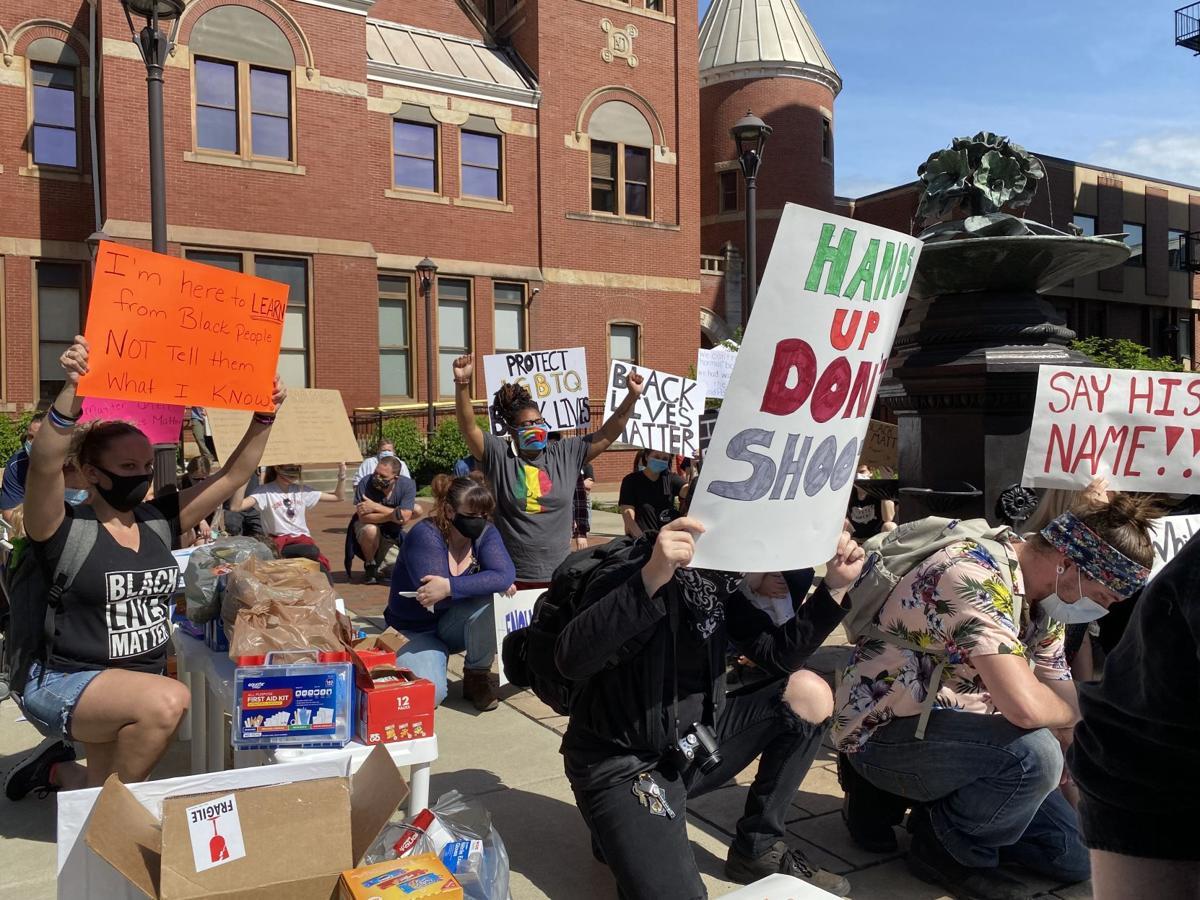 Morgantown Protests BLM 1