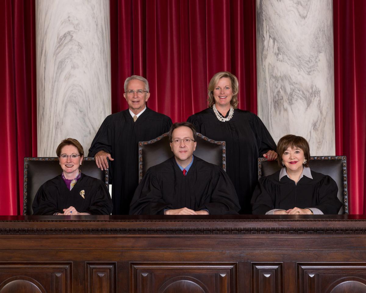 West Virginia Supreme Court 2017