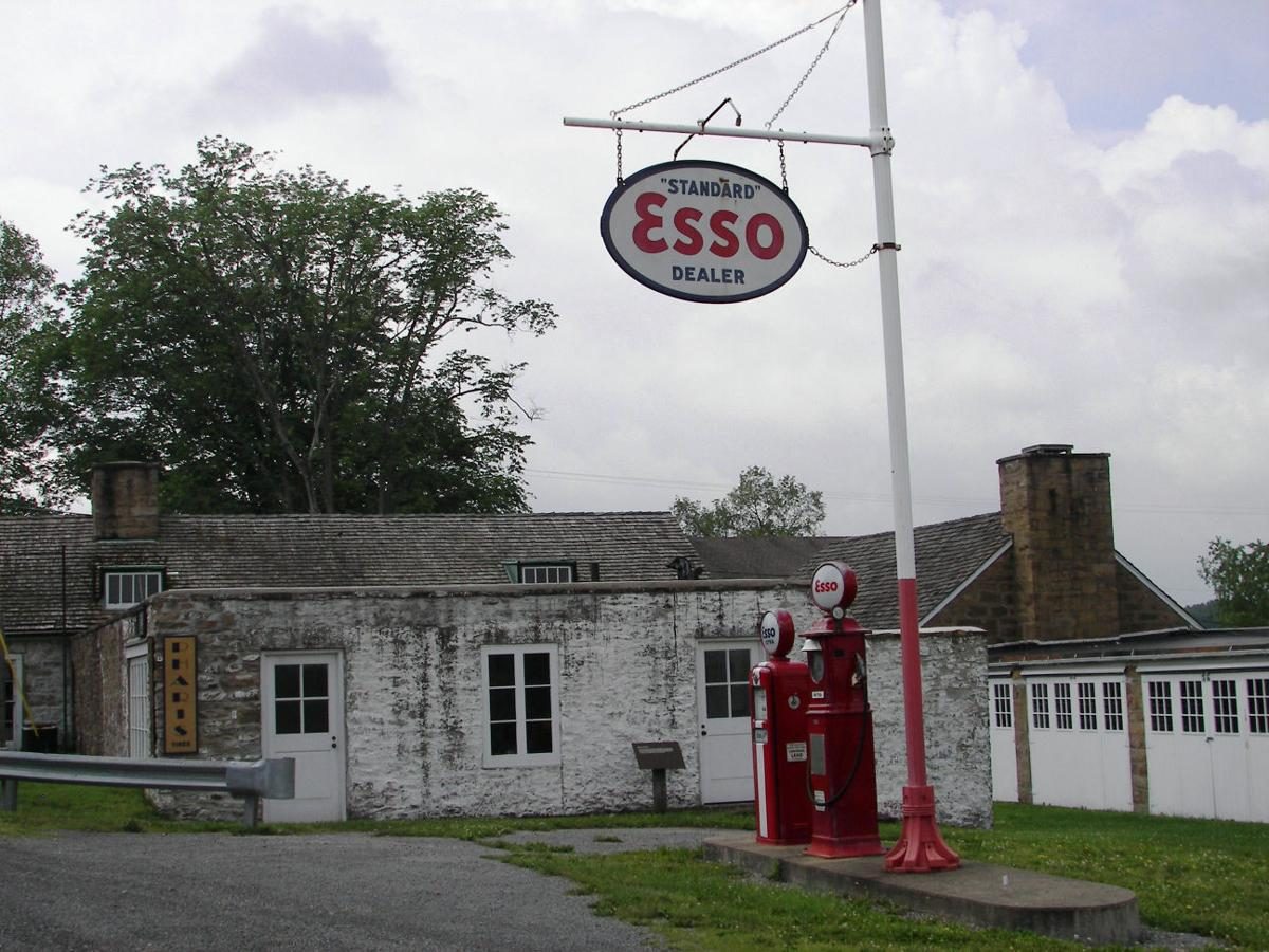 Arthurdale Esso