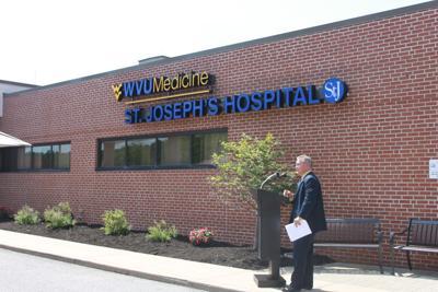 WVU Medicine St. Joseph's Hospital