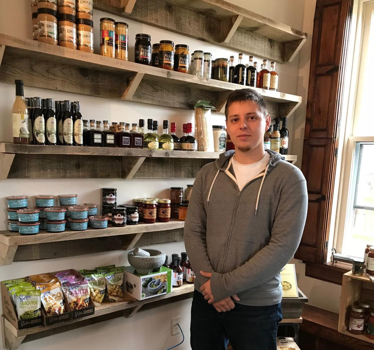 Little Crossings Pantry available for browsing in Grantsville