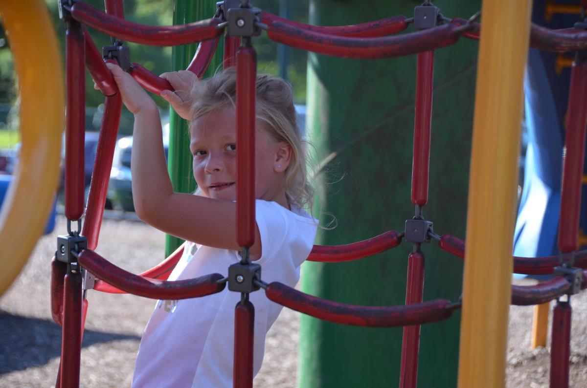 Clarksburg, WV, park-goers day of sunshine | News | wvnews com