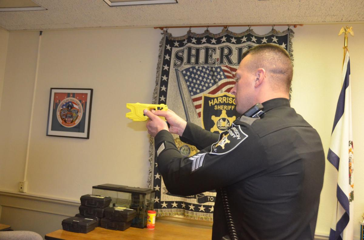 Tasers and body camera connectivity