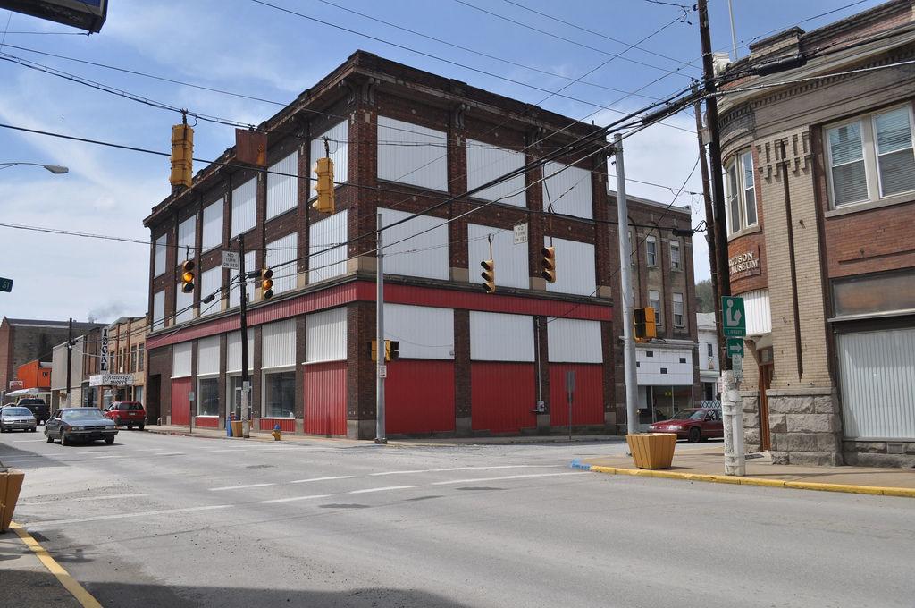 Former G.C. Murphy building