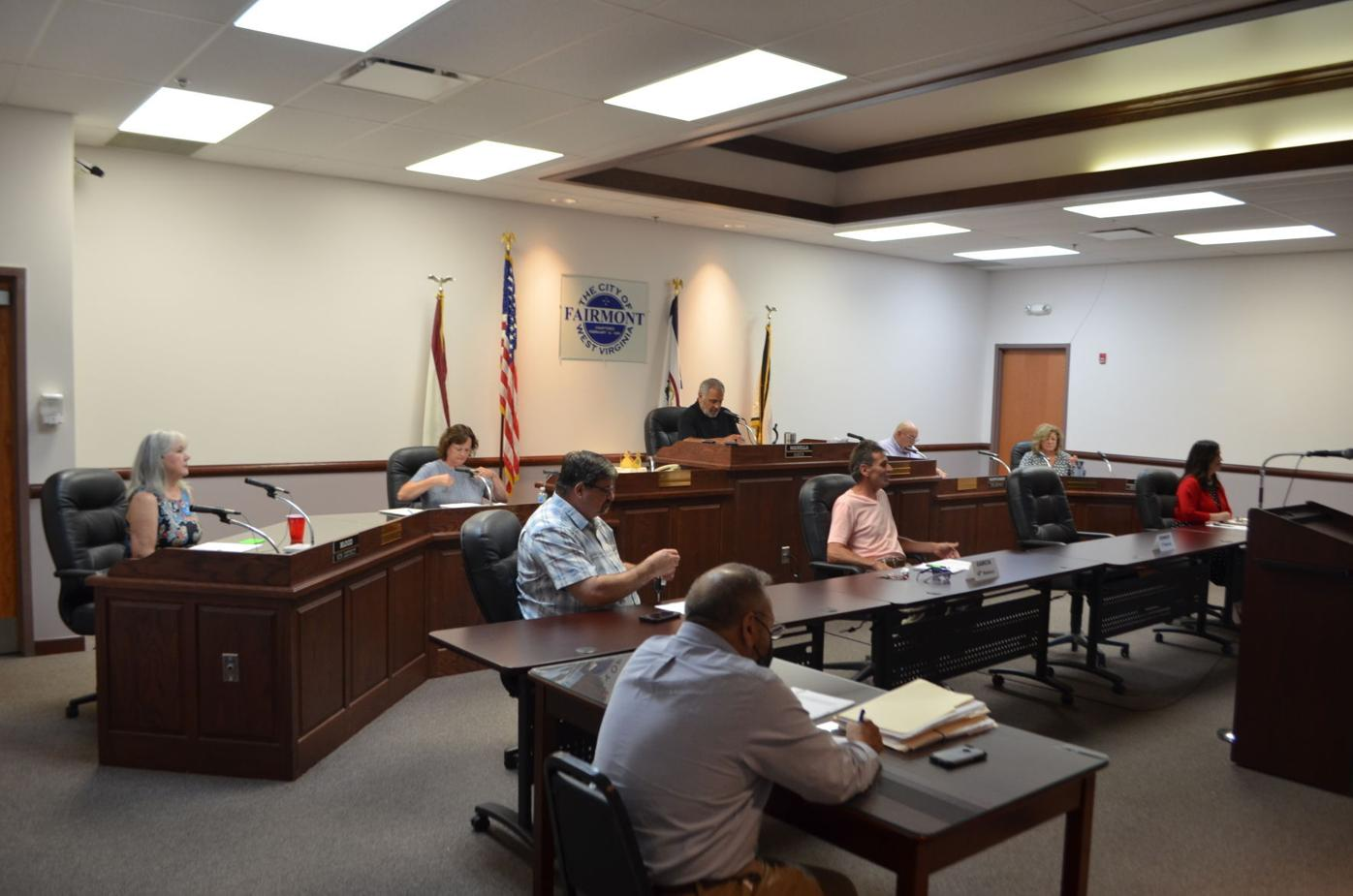 Fairmont City Council - 6-8-2021