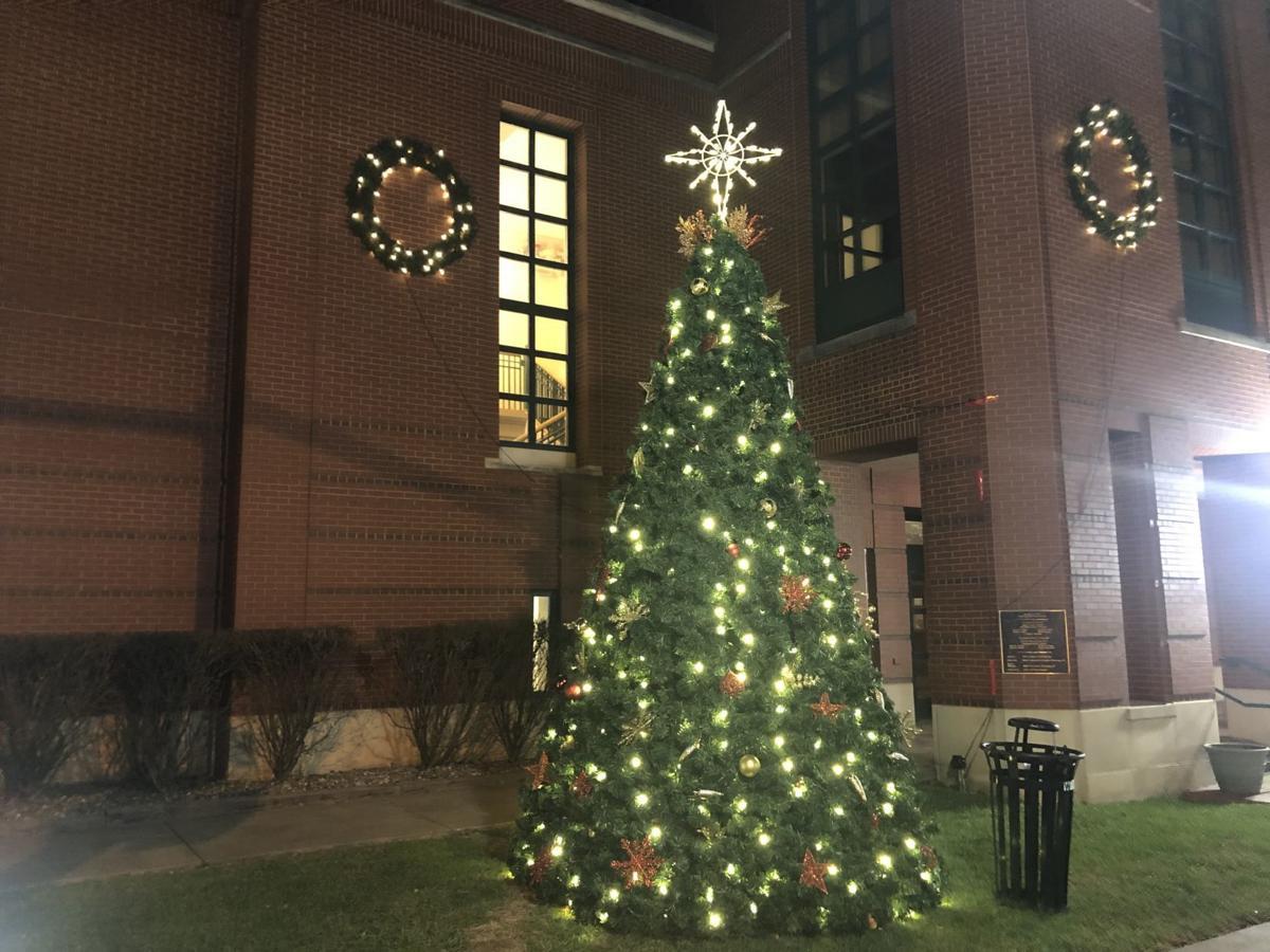 Clarksburg Christmas Tree