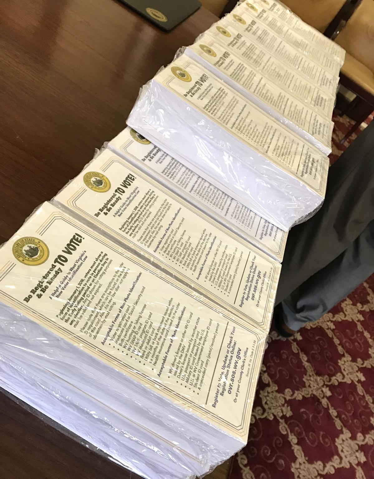 Secretary Of State Explains New Voter Id Rules Wv News Wvnews