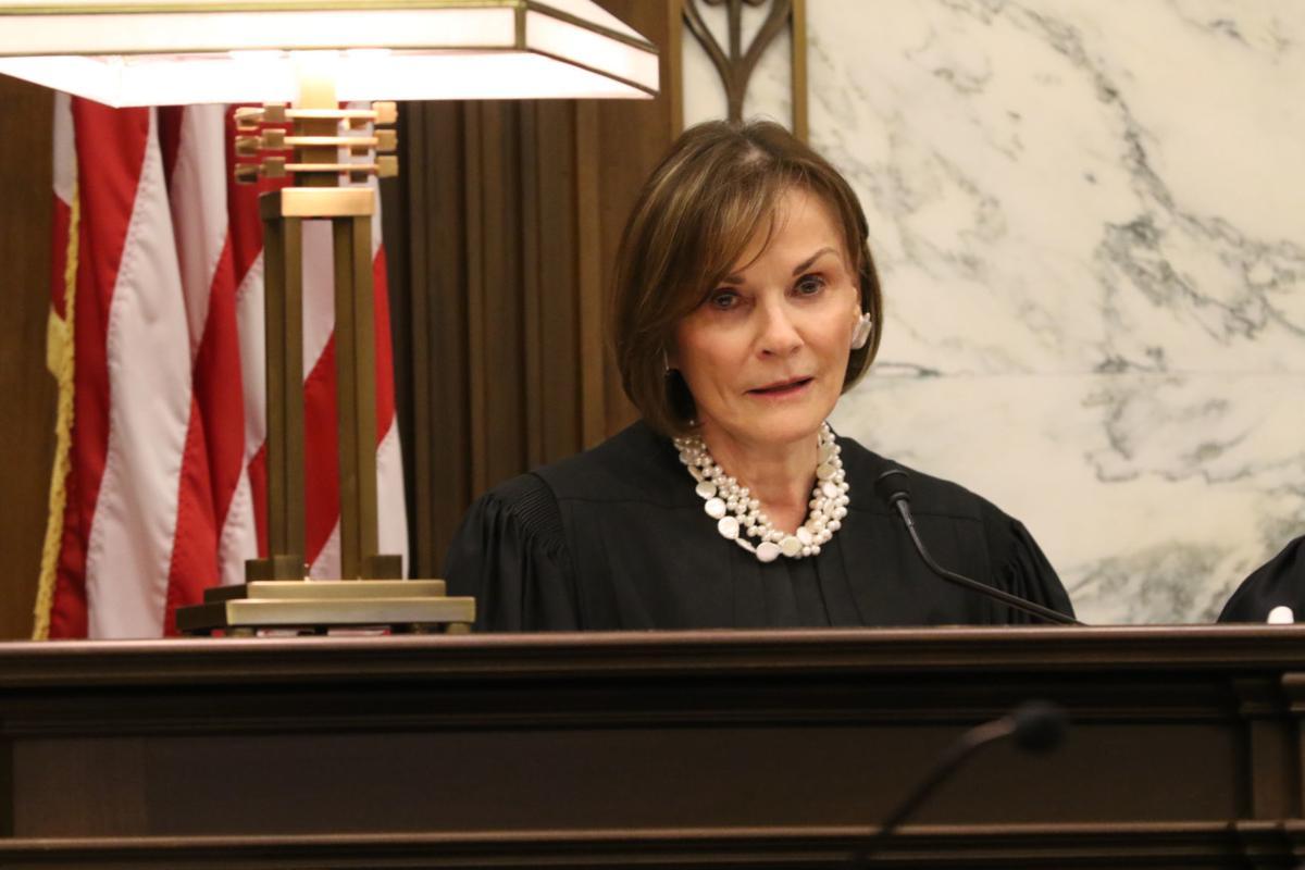 Senior U.S. District Judge Irene M. Keeley