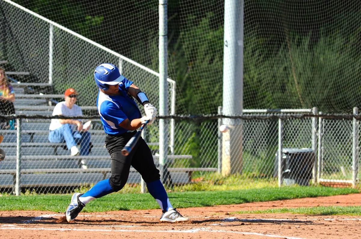 Gilbert takes a swing