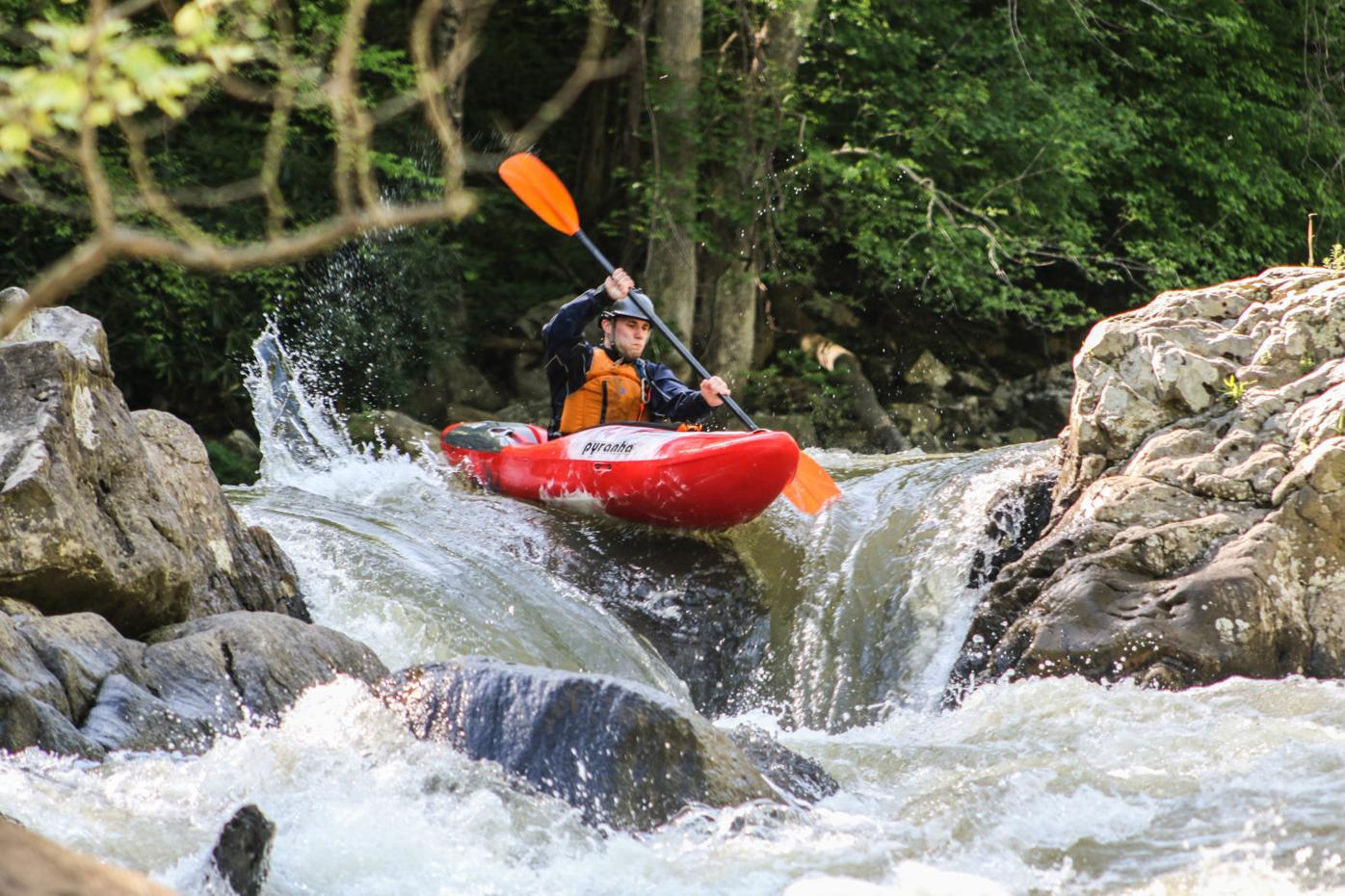 Canaan — Whitewater Rafting