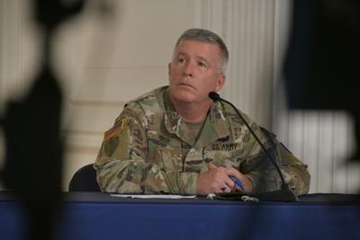 Maj. Gen. James Hoyer
