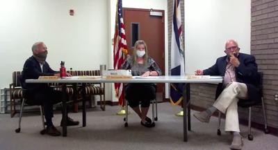 Preston County Commissioners 7/8