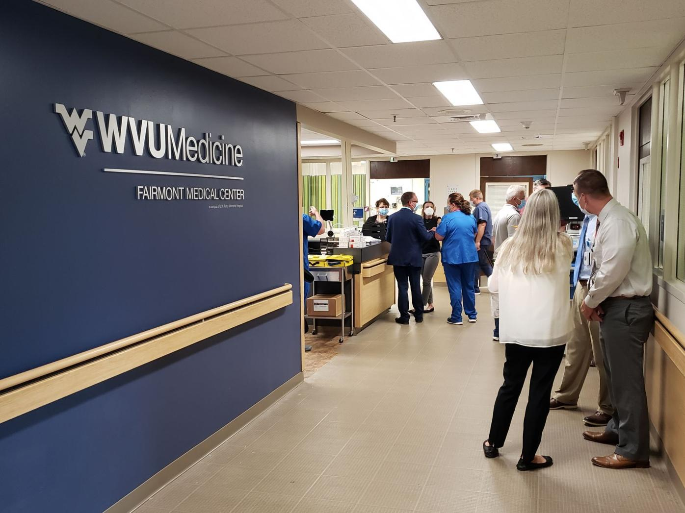 WVU at FRMC - emergency department