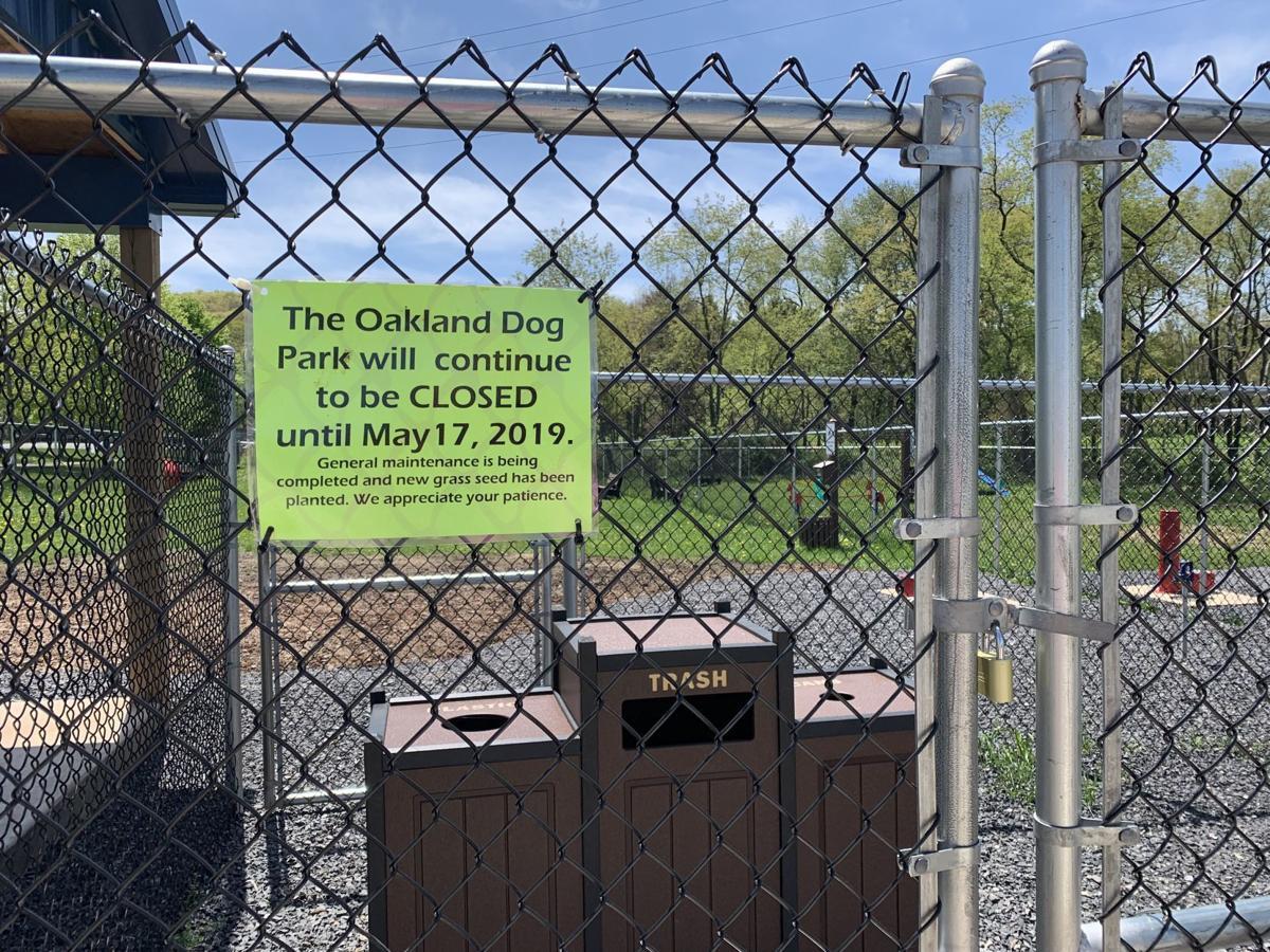 Oakland dog park