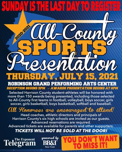All-Harrison County Sports Awards