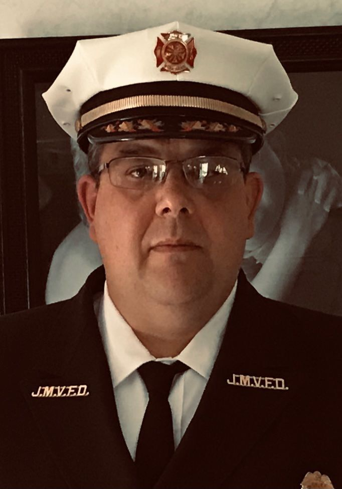 JMVFD Chief appointed to WV State Fire Commission