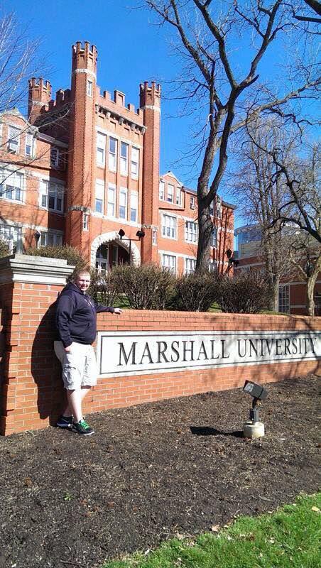 Marshall University tour