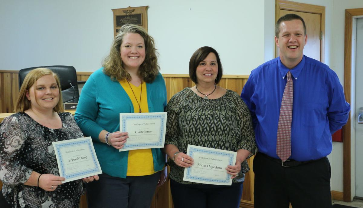 Tech grant recipients