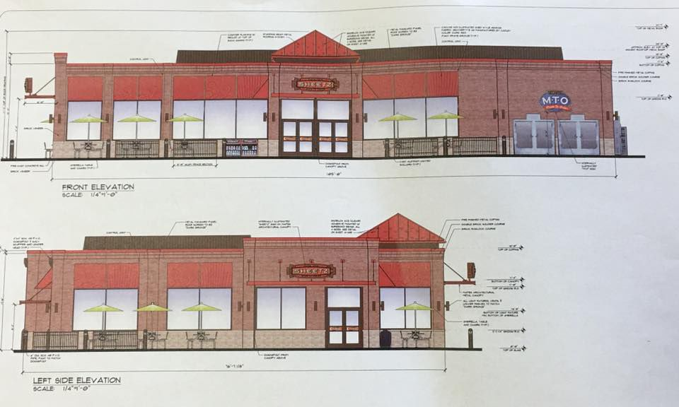 Sheetz seals deal for fairmont location petracca all in all this fairmont sheetz site design malvernweather Gallery