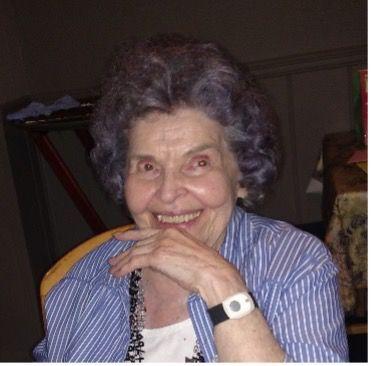 Margaret Grace 'Margie' Muffler