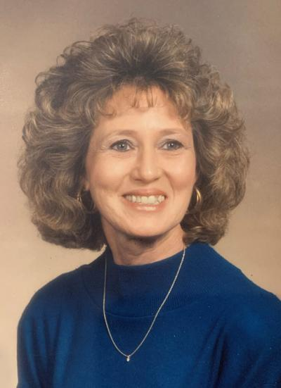 """Barbara Ellen """"Sue"""" Brown"""