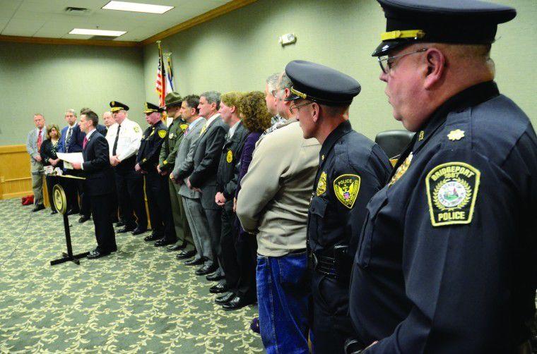 Red letter day' for drug task force     wvnews com