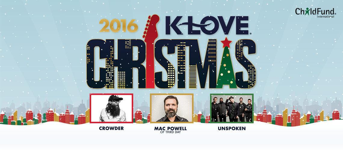 K-LOVE Christmas Tour to perform in Pennsylvania | Pulse | wvnews.com