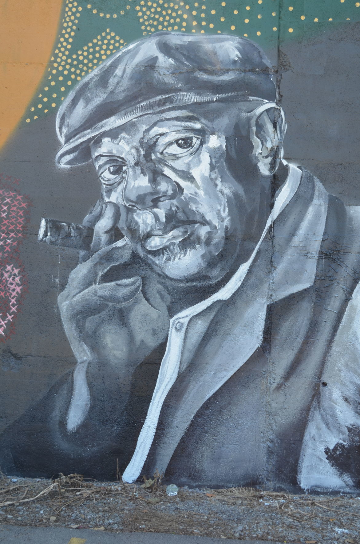 Johnnie Johnson mural