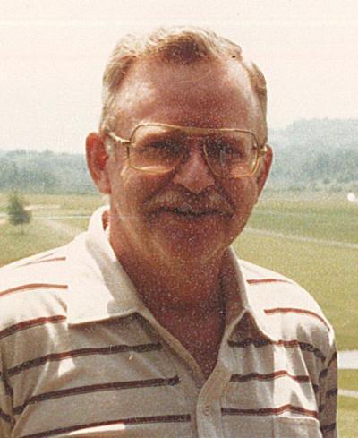 Harlon Eugene 'Gene' Currey