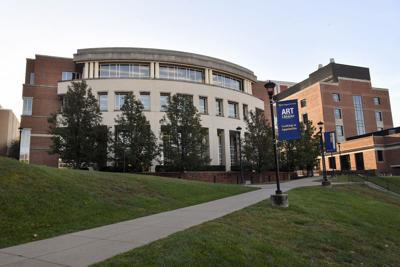 WVU downtown campus library