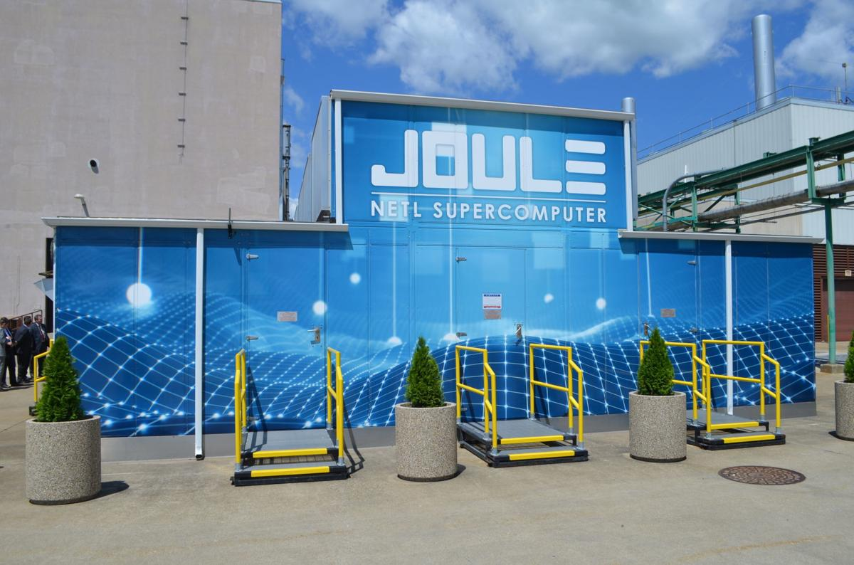 NETL Joule supercomputer
