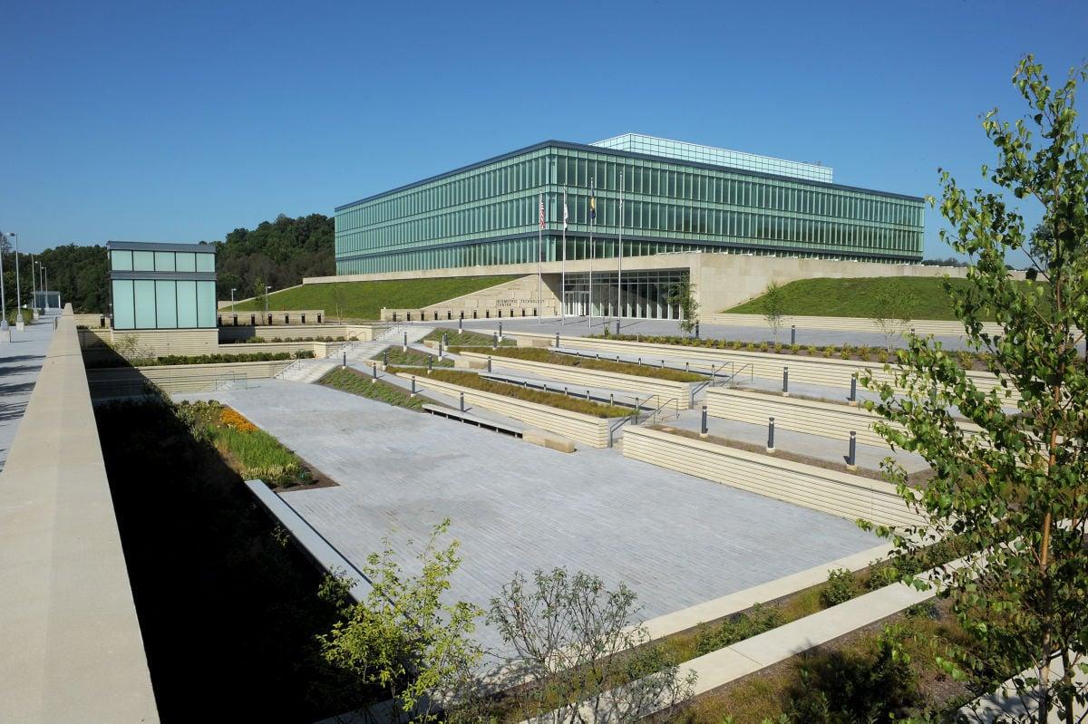 FBI Biometrics Technology Center