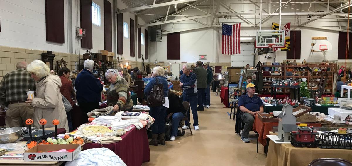 Antiques, Makers and Collectibles Show offers many choices during Autumn Glory