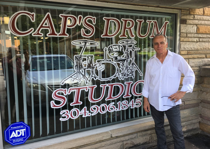 Cap's Drum Studio